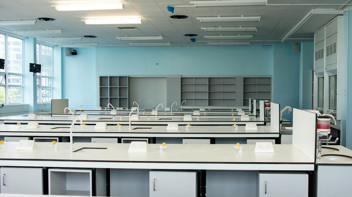 University of Liverpool Life Sciences Laboratory Refurbishment